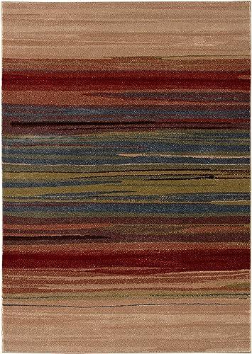 Balta Rugs Hamilton Multicolor Area Rug, 5 x 8