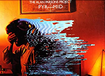 The Alan Parsons Project The Alan Parsons Project Pyramid Lyrics Insert Enclosed Tracklist Voyager What Goes Up The Eagle Will Rise Again One More River Can T Take It With You