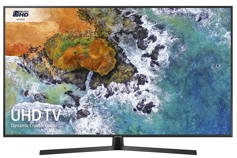Samsung LED smart TV 65-Inch Dynamic Crystal Colour | samsung tv