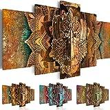 kunstloft acryl gem lde 39 stilles gewissen 39 80x80cm original handgemalte leinwand bilder xxl. Black Bedroom Furniture Sets. Home Design Ideas