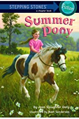 Summer Pony (A Stepping Stone Book(TM)) Paperback
