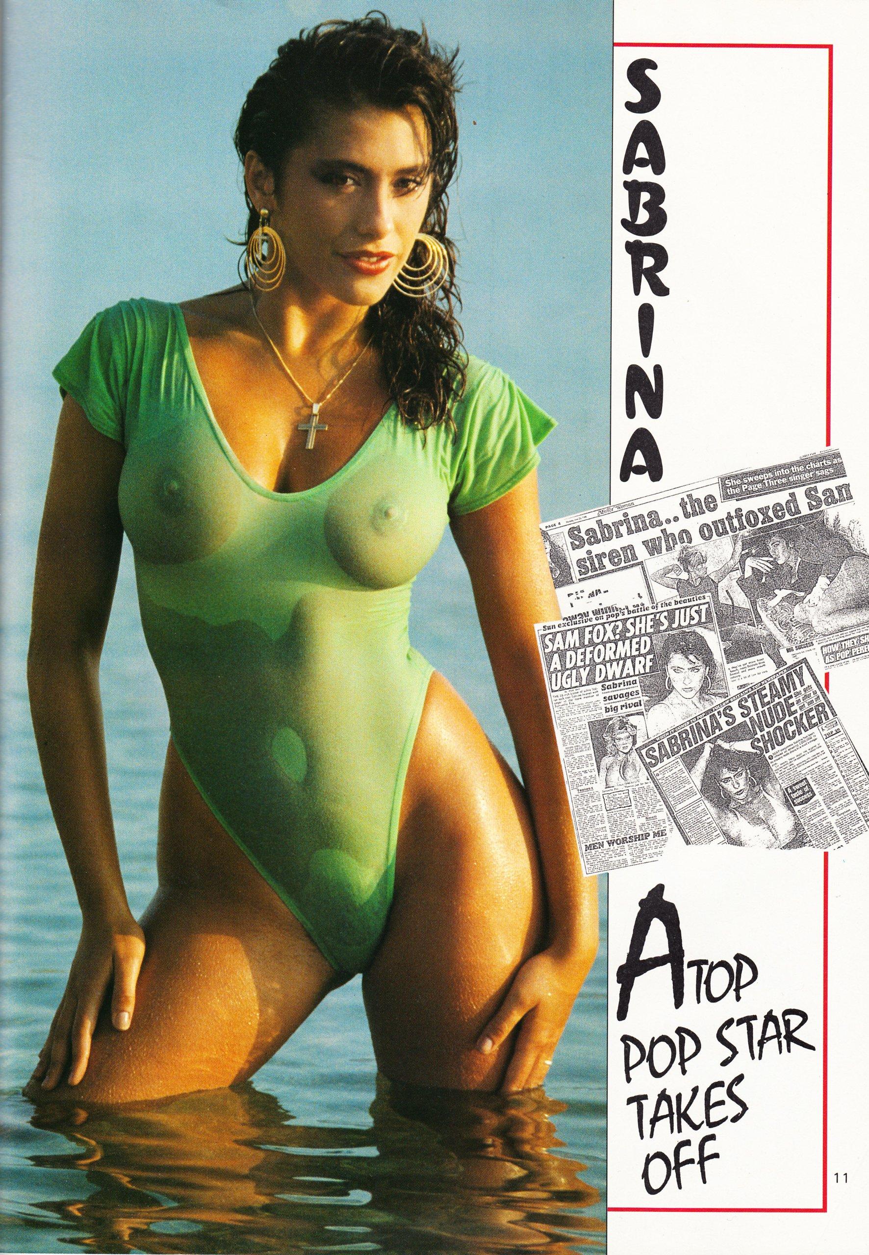 Mayfair Magazine Volume 23 Number 8 Sabrina Amazoncouk Books