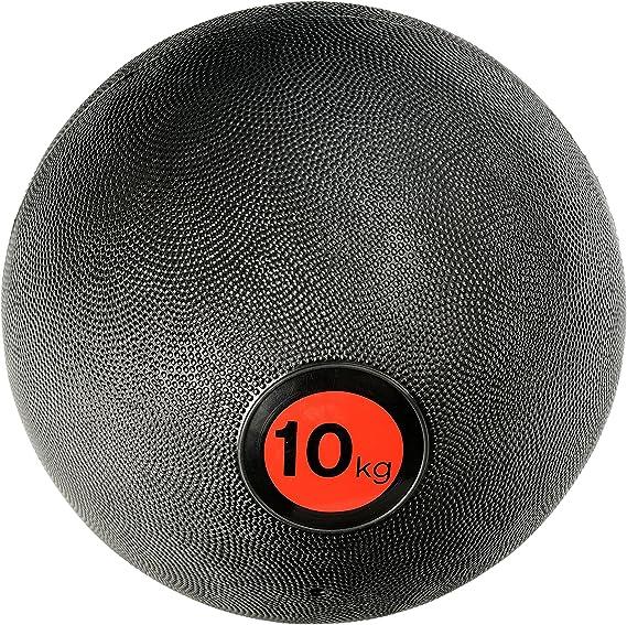 Reebok RSB-10234 Slam Ball, Unisex, Negro, 10 kg