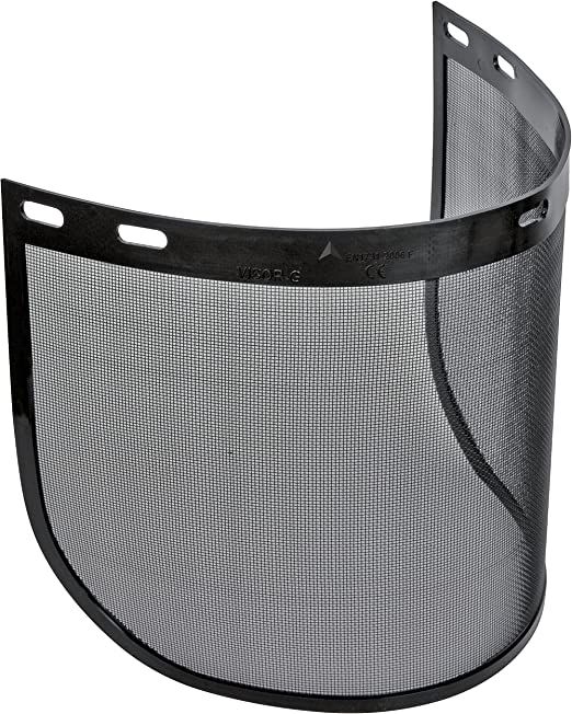 2 X Venitex Safety Visor With Clear Face Shield and Brow Protection