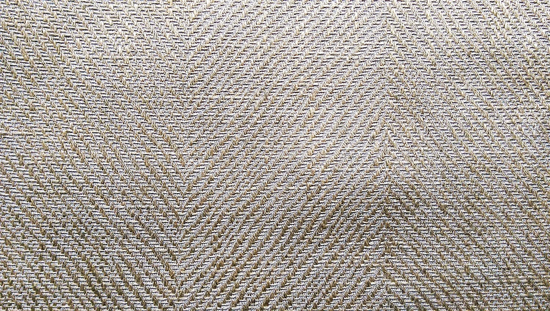 Laura Ashley Oscar Champagne Upholstery Fabric 1 5m X 1 38m