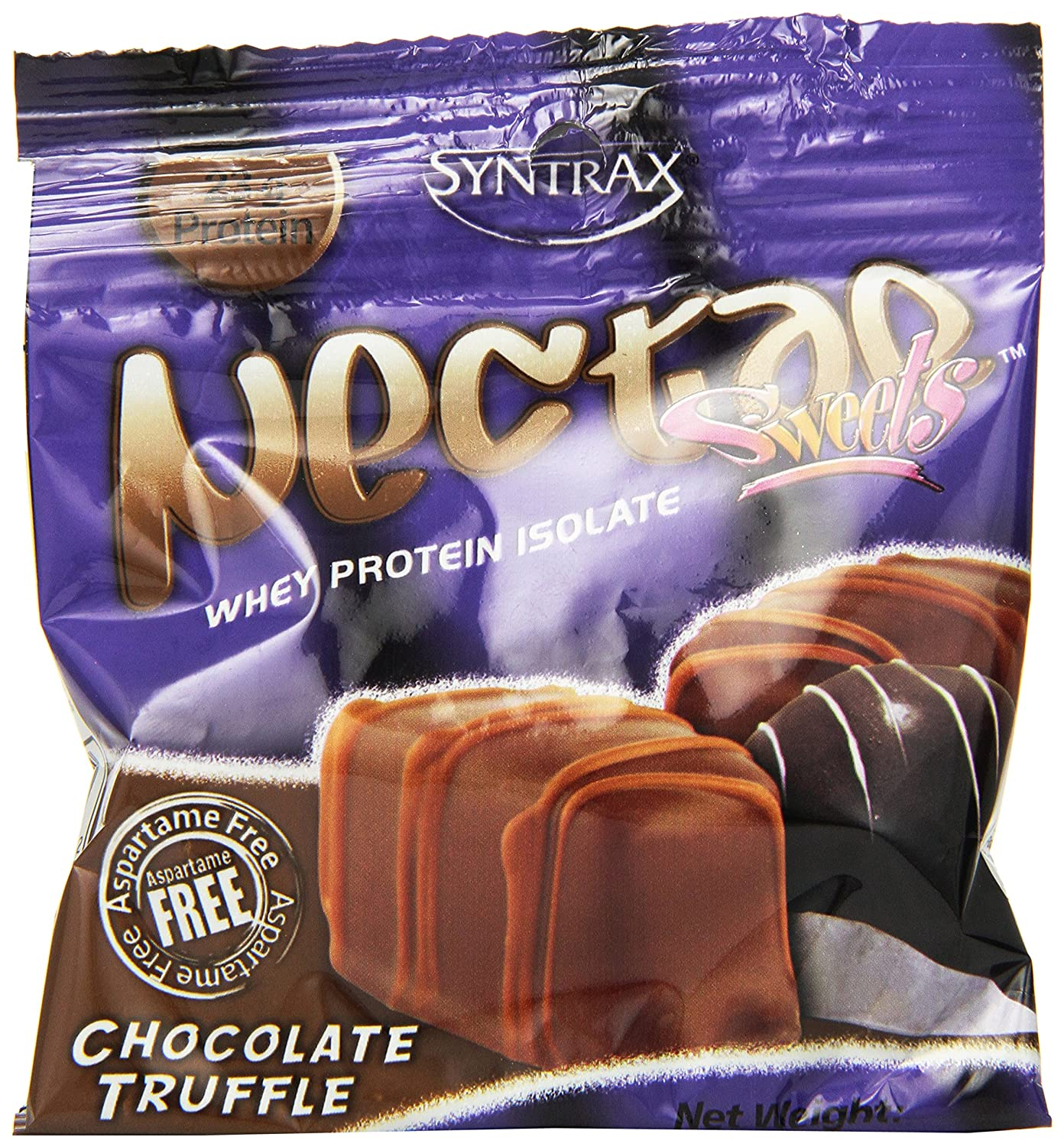 Syntrax Nectar Grab N Go, Chocolate Truffle, 1-Ounce Pouches Pack of 12