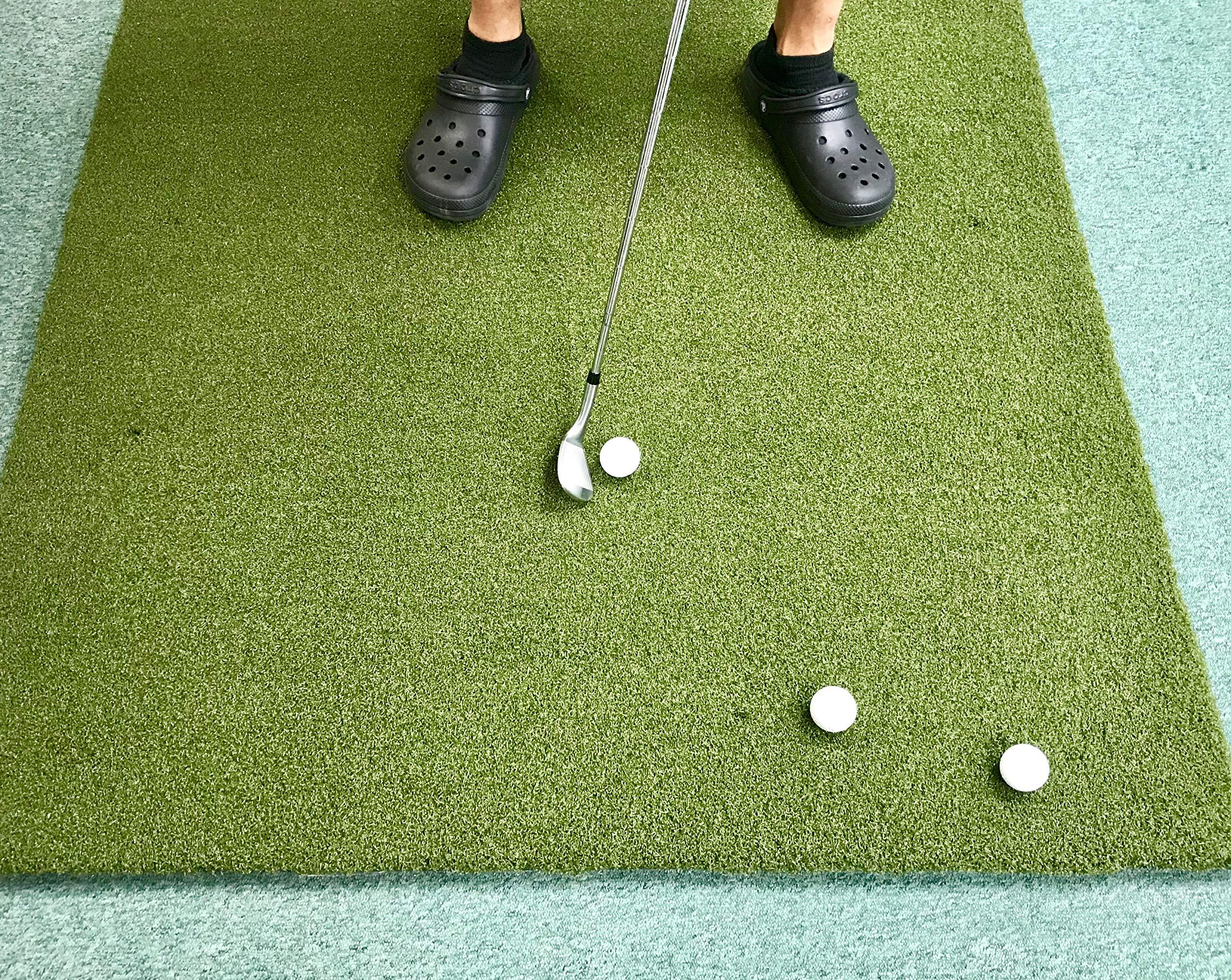 Duffer Commercial Golf Mats 4x5