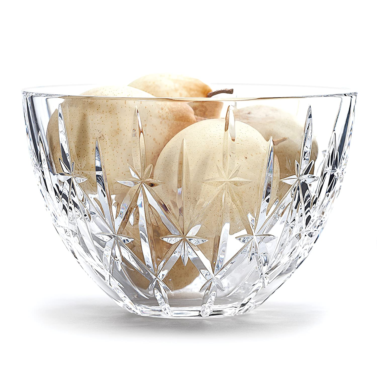 Amazon marquis by waterford sparkle 9 inch bowl home kitchen reviewsmspy