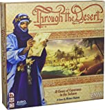 Fantasy Flight Games Through the Desert