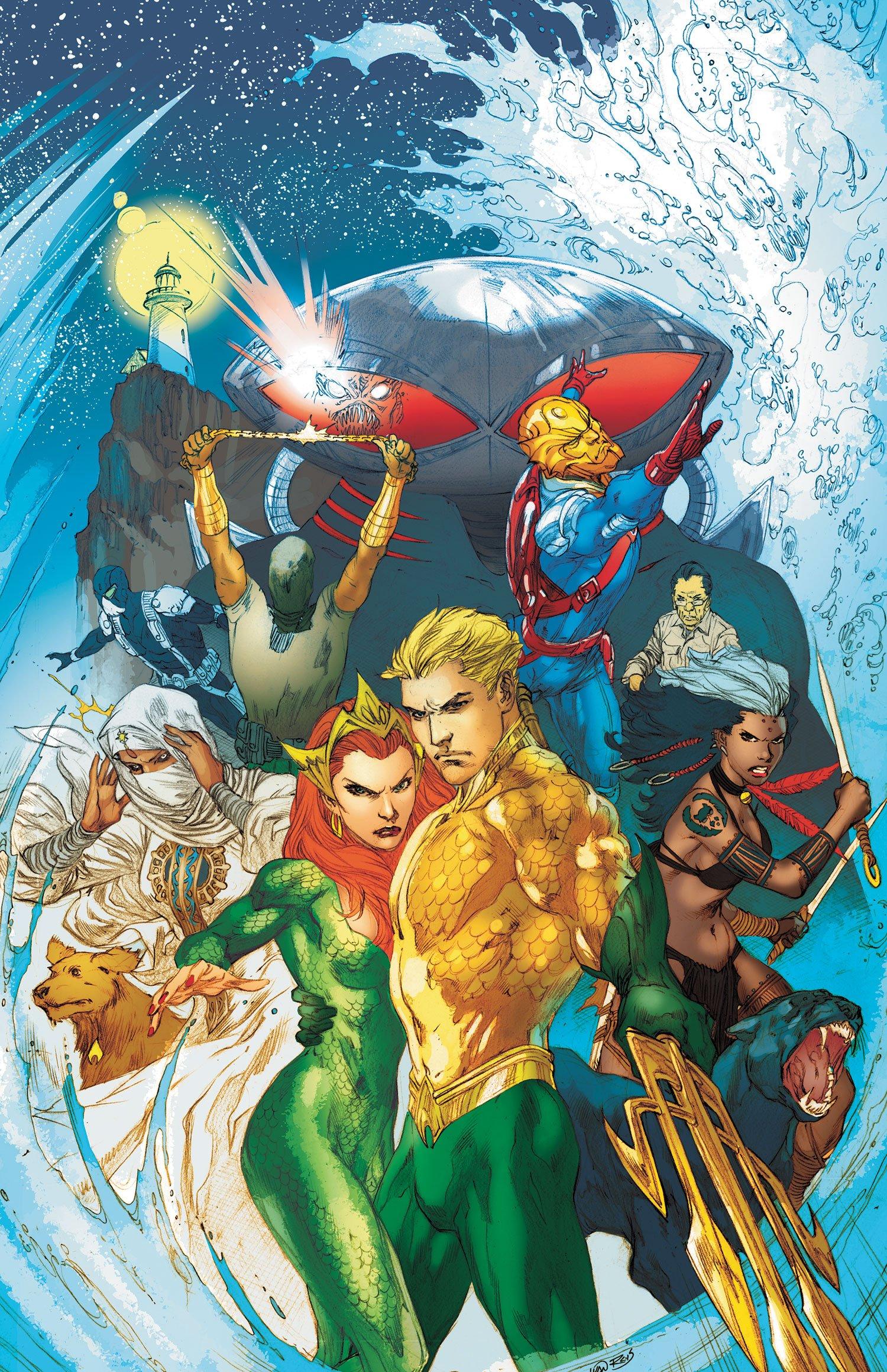 Read Online Aquaman #13 New 52 pdf