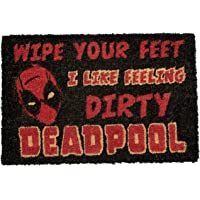 Marvel Comics - Deadpool Dirty Outdoor Doormat
