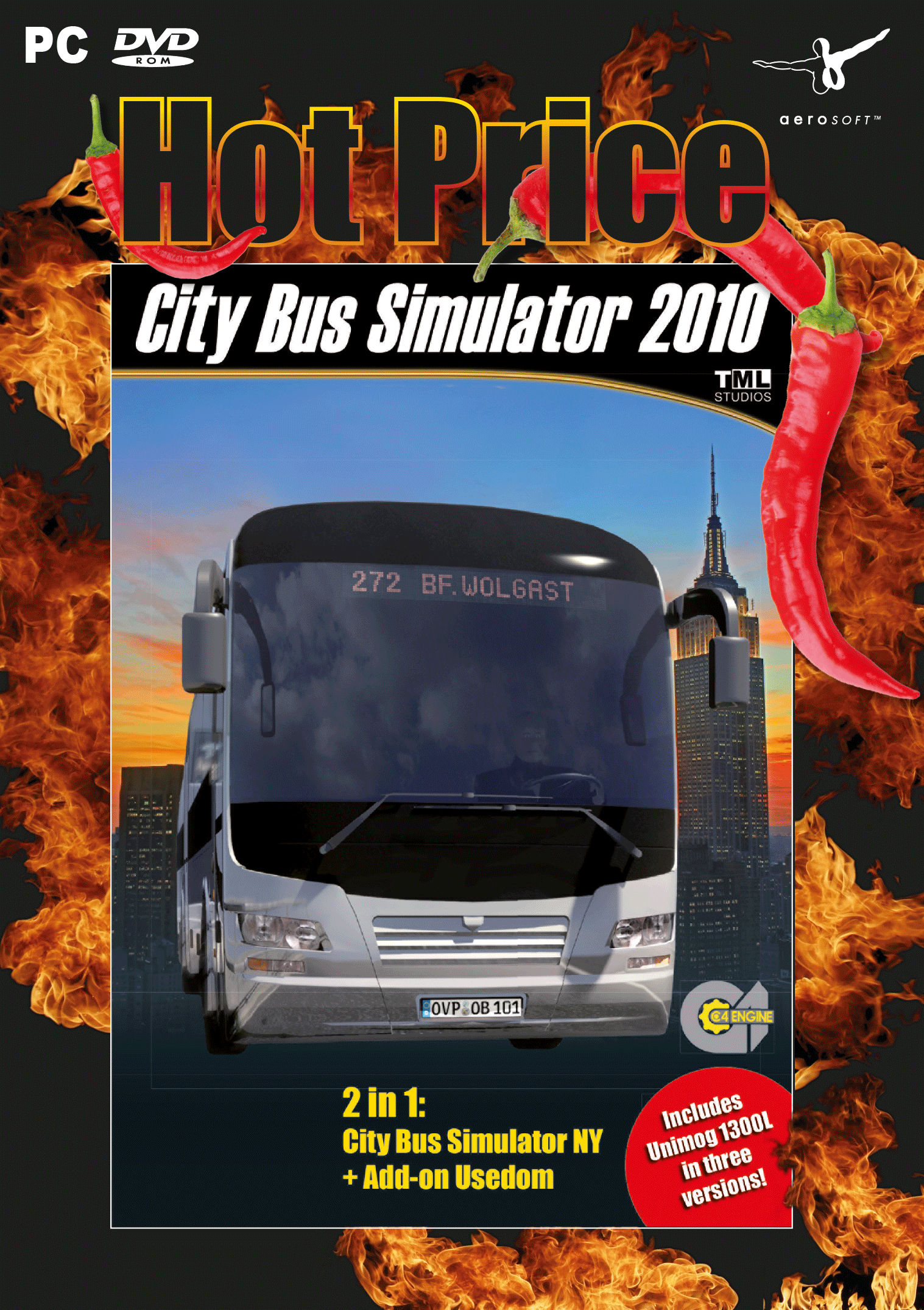 Download/gameplay] city bus simulator 2010 [part 2] youtube.