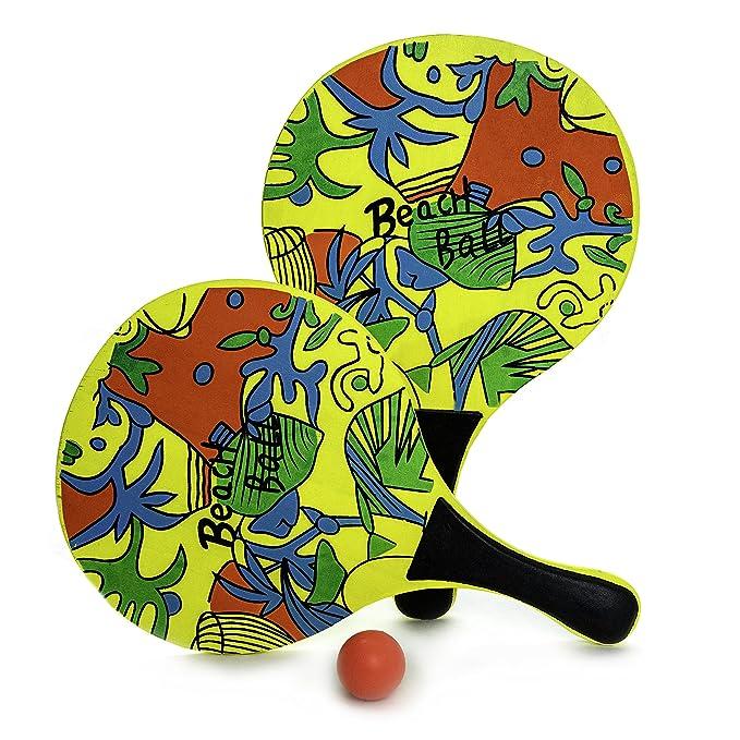 Pro Impact - Juego de Bolas de pádel de Color Amarillo con 2 ...