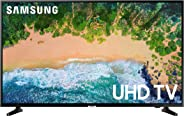 Samsung Electronics 4K Smart LED TV (2018), 50