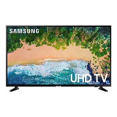 Samsung Electronics 4K Smart LED TV (2018), 50  (UN50NU6900FXZA)