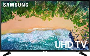 "Samsung 43"" 4K Smart LED TV, 2018 Model"