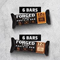Deals on 12-Count Quaker Forged Protein Bars, 2 Flavor Variety Pack