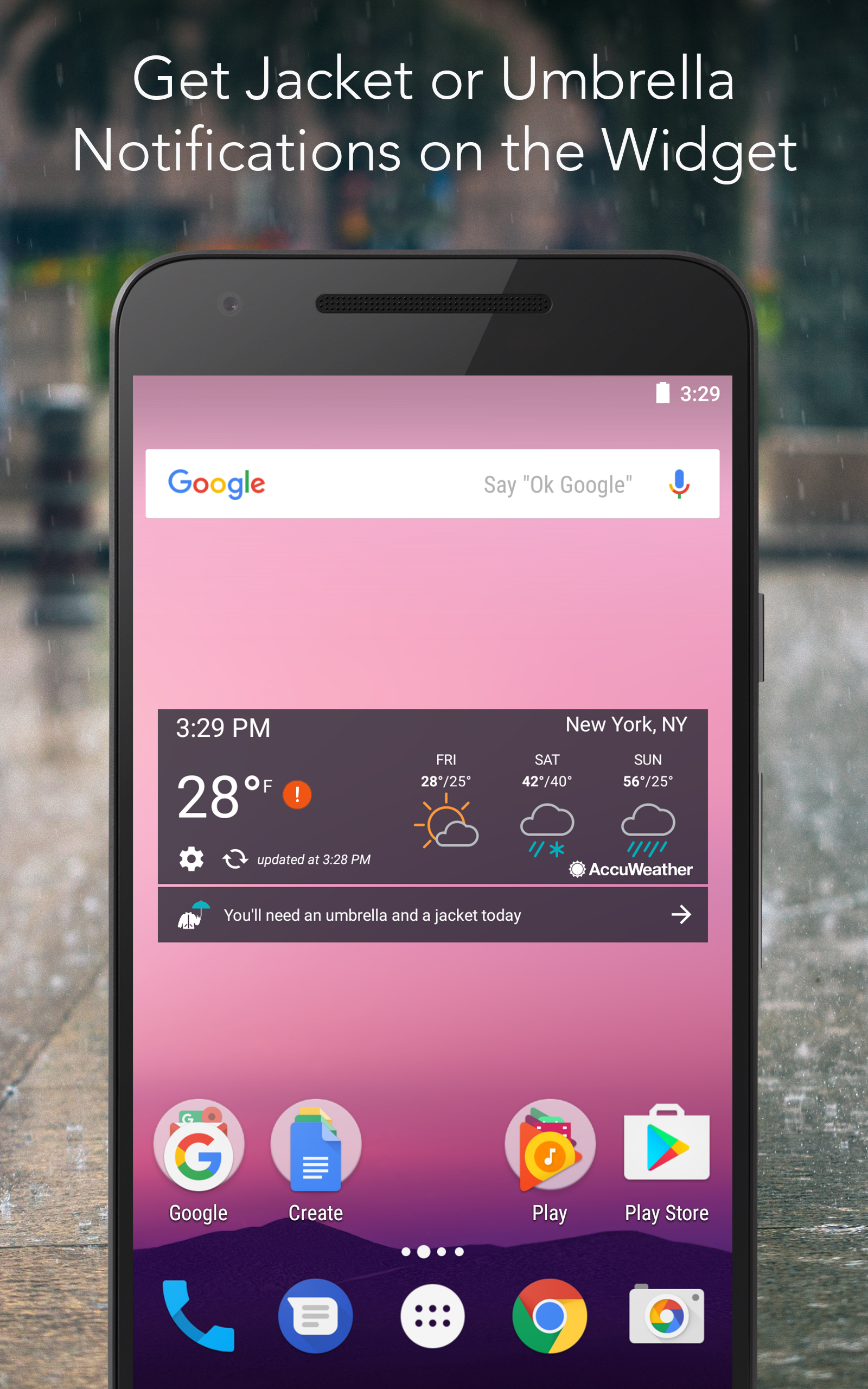 accuweather mobile