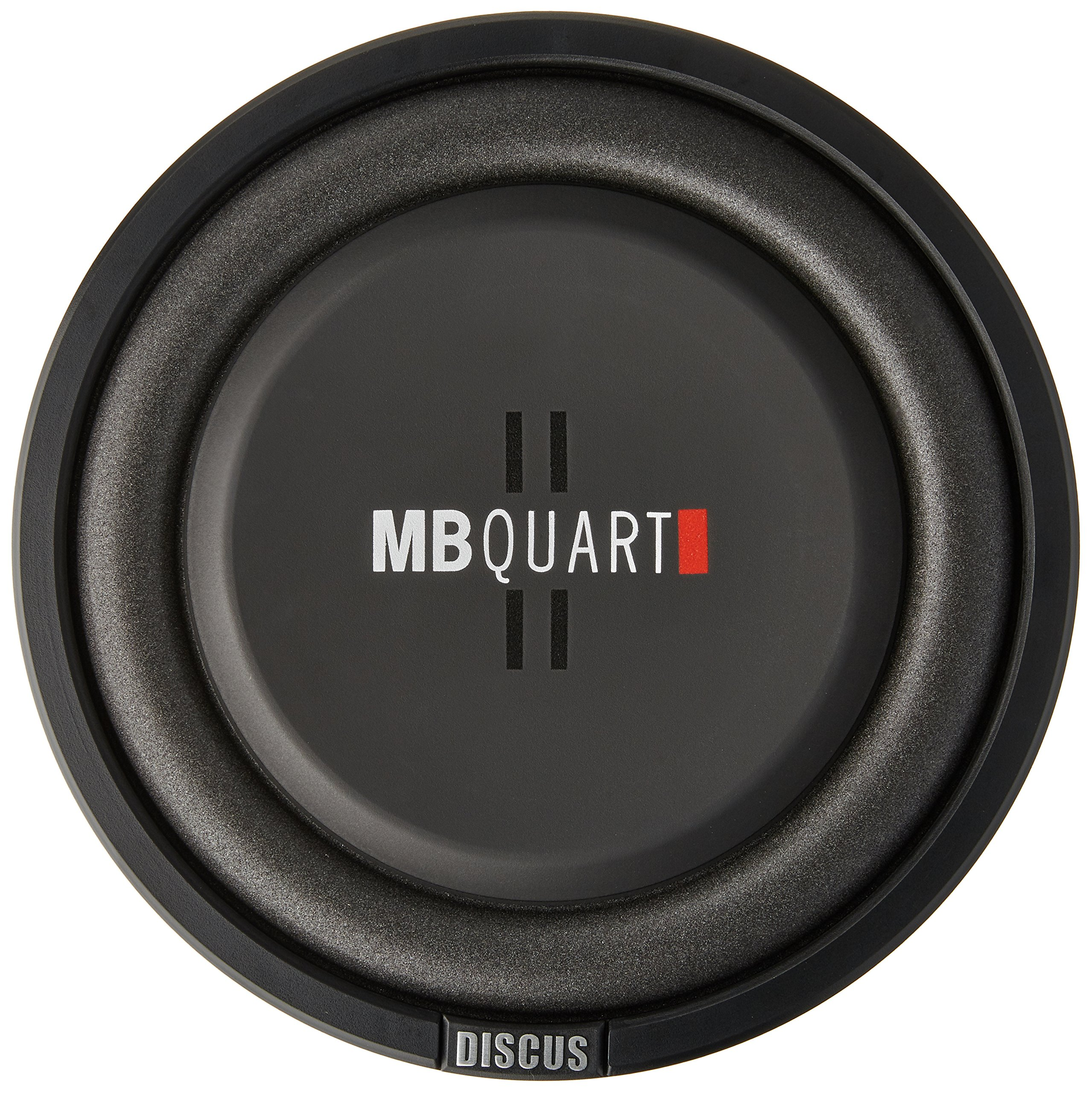 MB Quart DS1-254 Discus Series, 400W, 10'' Shallow Subwoofer, Subwoofers, Bass Boost, Stereo, Speaker, Truck, Car, Boat by MB Quart
