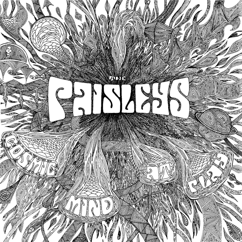PAISLEY - COSMIC MIND AT PLAY