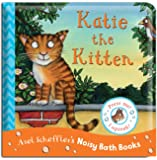 Katie the Kitten Bath Book (Noisy Bath Books)