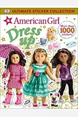 Ultimate Sticker Collection: American Girl Dress-Up Paperback