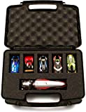 Life Made Better Toy Storage Organizer - Compatible with Anki Overdrive Starter Kit - Durable Carrying Case - Black