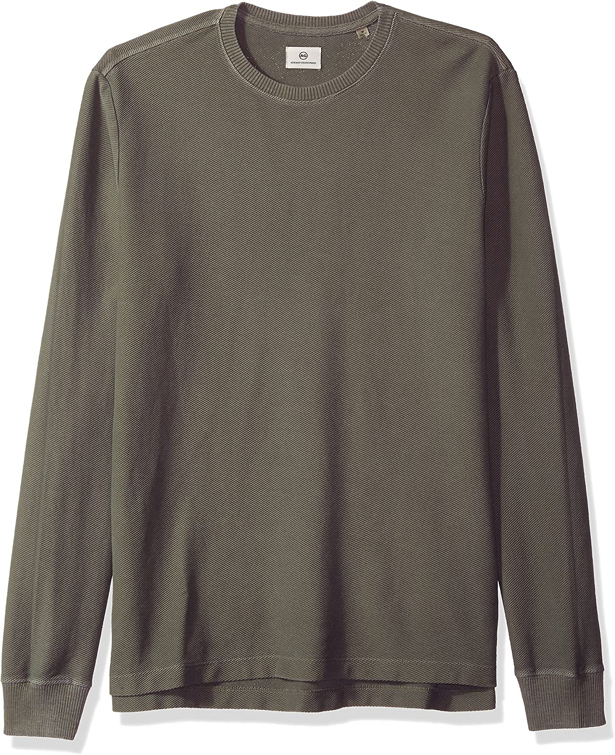 Image of Active Shirts & Tees AG Adriano Goldschmied Men's Brody Long Sleeve Pullover