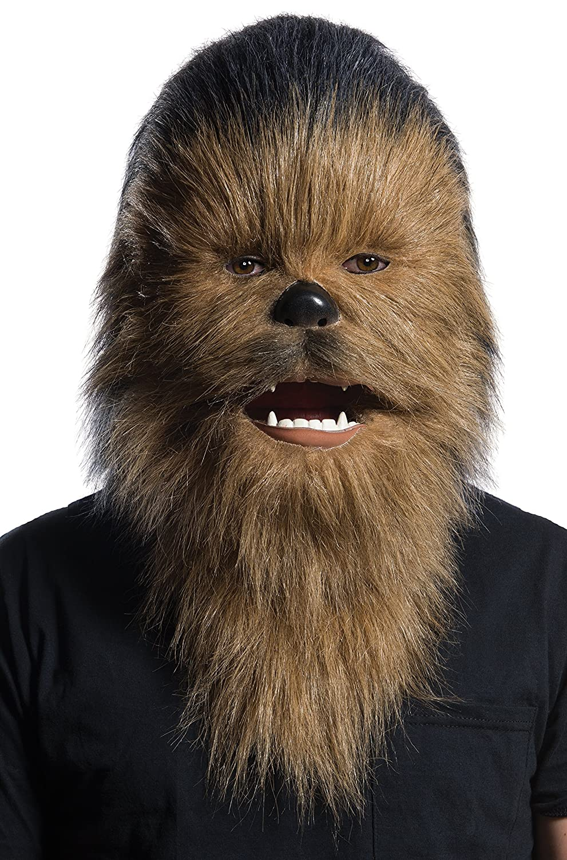 Star Wars Mascara Chewbacca AD (Rubies 34961)