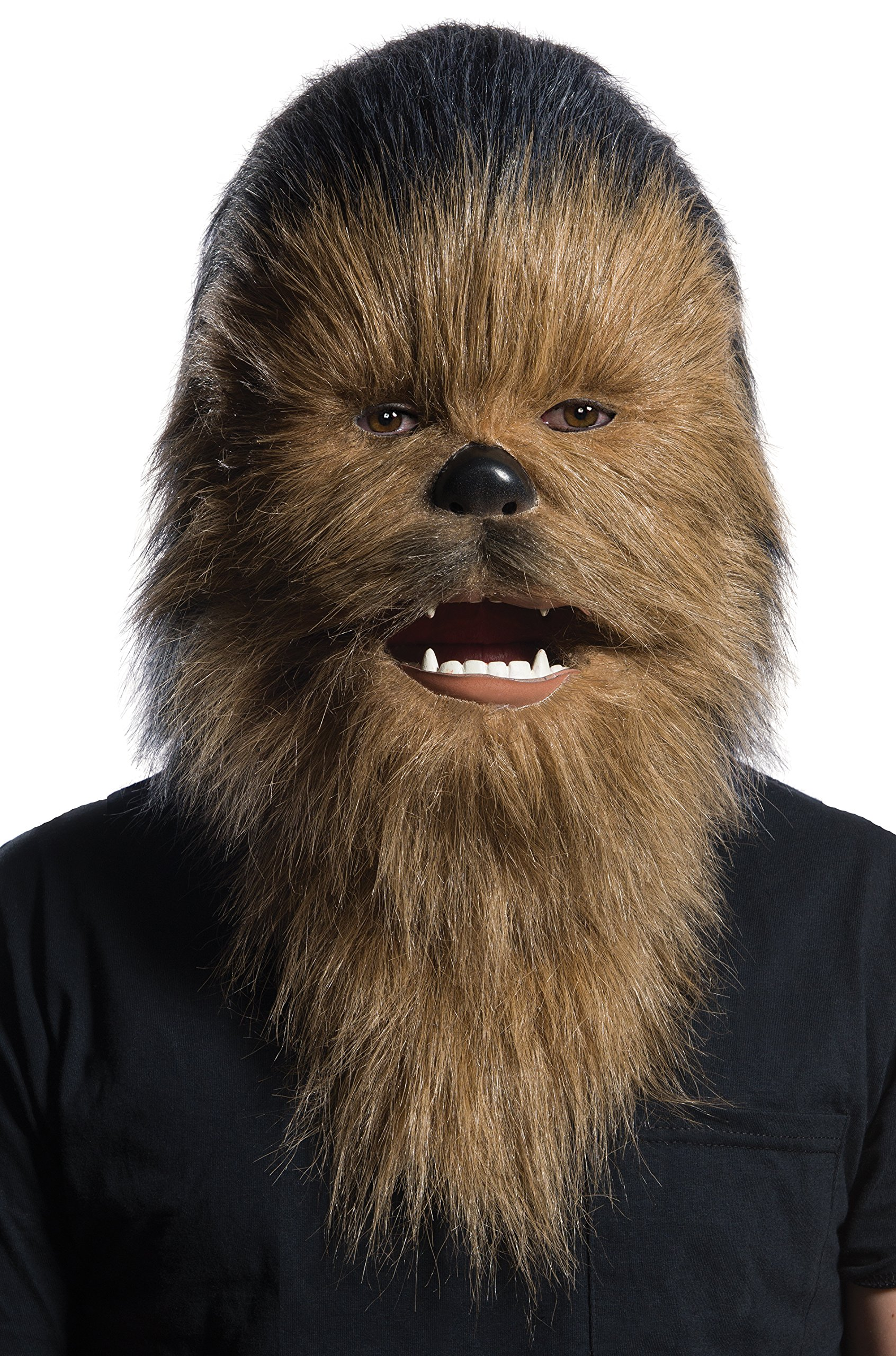 Rubie's Costume Unisex-Adult's Chewbacca Mask, as Shown, Standard
