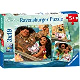 Ravensburger Disney Moana Born To Voyage Puzzle (49 Piece)