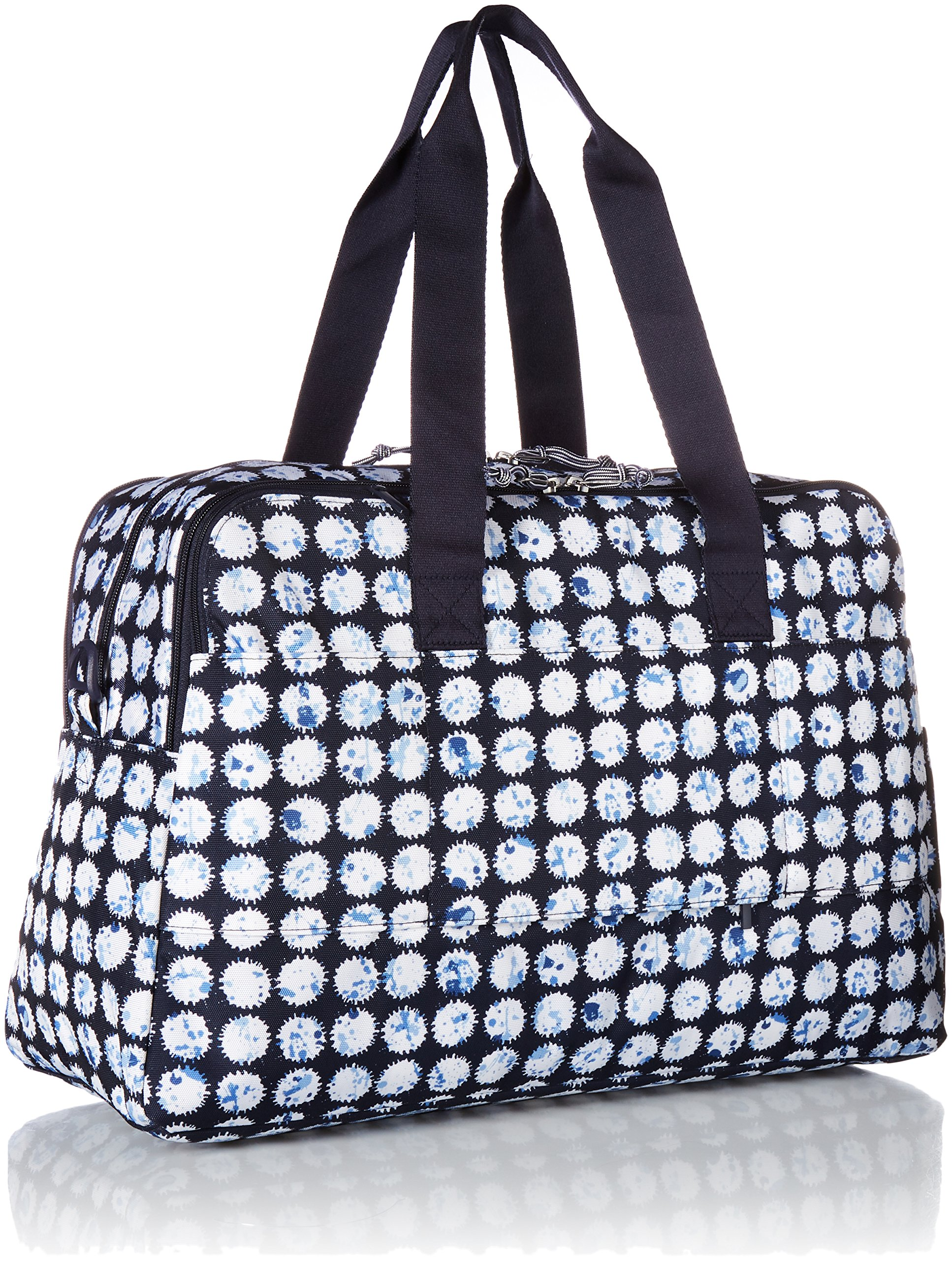 Vera Bradley Lighten up Weekender Travel Bag, Polyester, Splash Dot by Vera Bradley (Image #2)