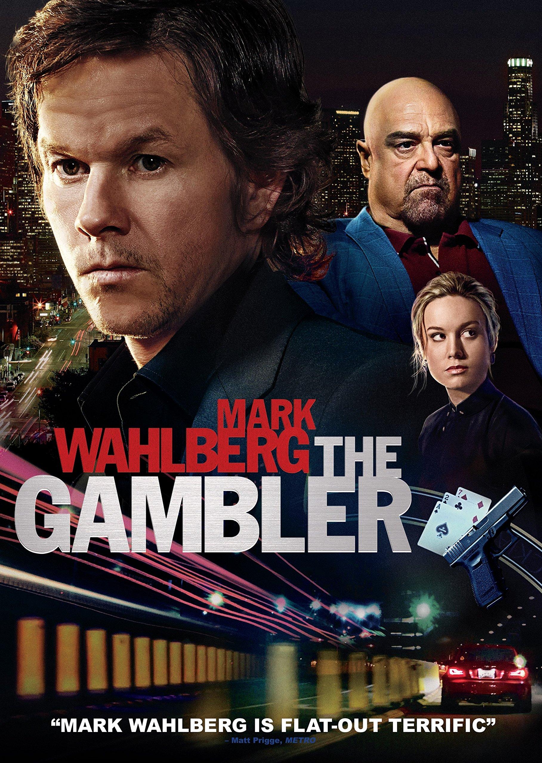 DVD : The Gambler (DVD)