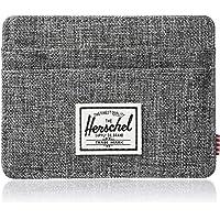 Herschel Supply Charlie RFID Billetera Tipo Tarjetas para Hombre
