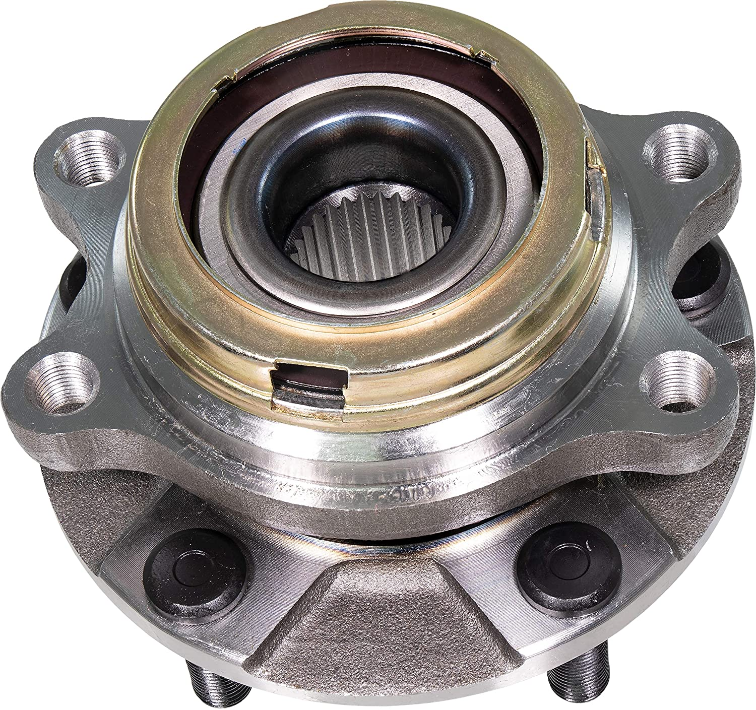 Driver for Nissan Altima 2007-2012 L4 Engine L4 2.5L, S Coupe Passenger // 2013 // Right Front Left CRS NT513294 New Wheel Bearing Hub Assembly