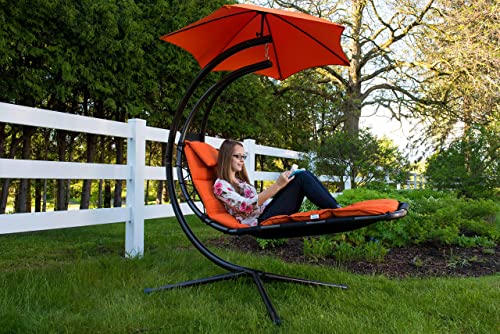 Vivere Original Dream Chair, Orange Zest