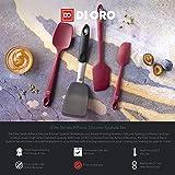 Di Oro Chef's Choice Premium 4-Piece Silicone