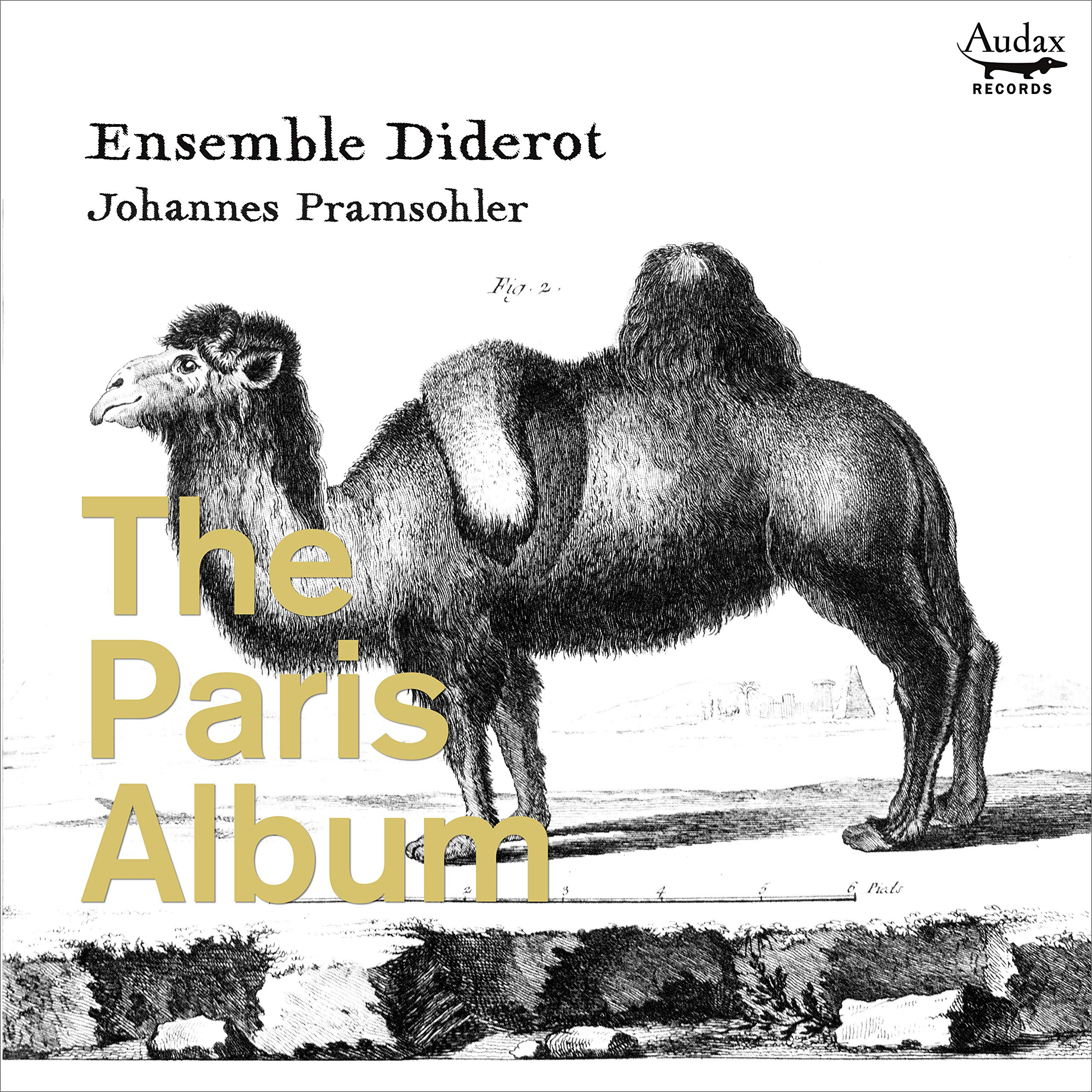 The Paris Album by AUDAX