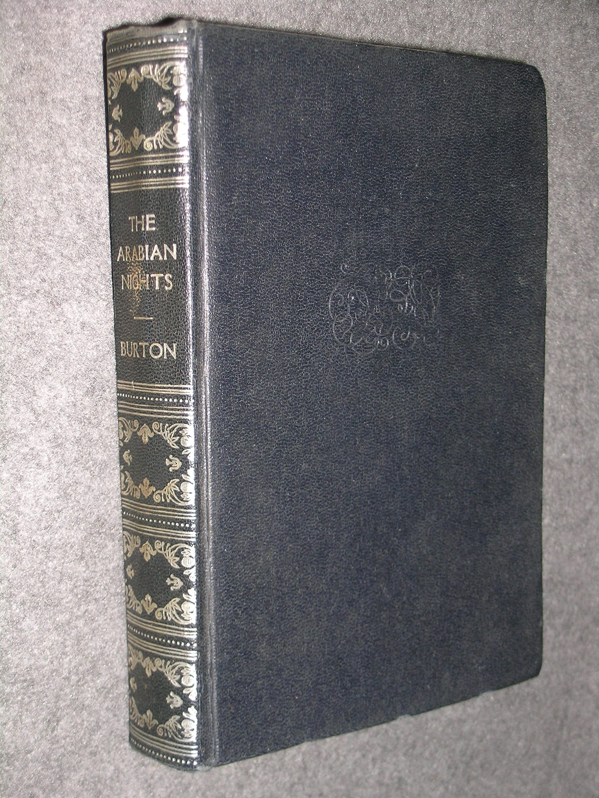 Selections from the Arabian Nights, Burton, Sir Richard & Savage, Steele (Illustrator)