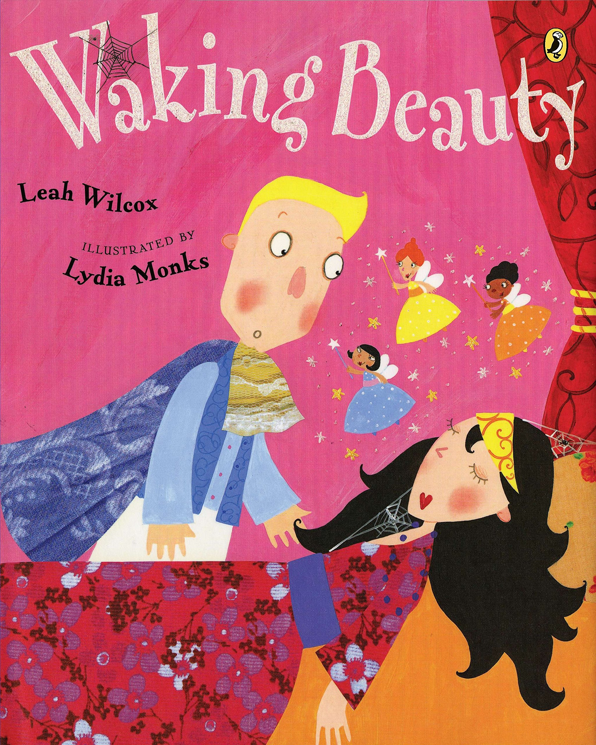 Image result for waking beauty leah wilcox