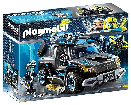 Playmobil Pick up Dr. Drone 9254: Amazon.es: Juguetes y juegos