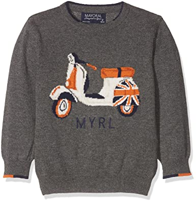 6105553db Mayoral 4305 Jersey Intarsia Scooter