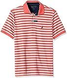 Nautica Men's Standard Classic Short Sleeve Stripe