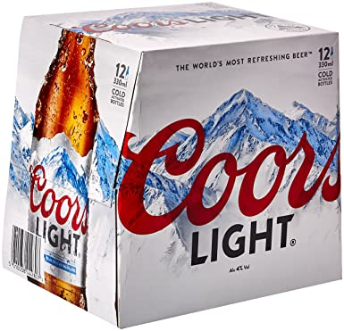 Elegant Coors Light Lager (Case Of 12) Amazing Pictures