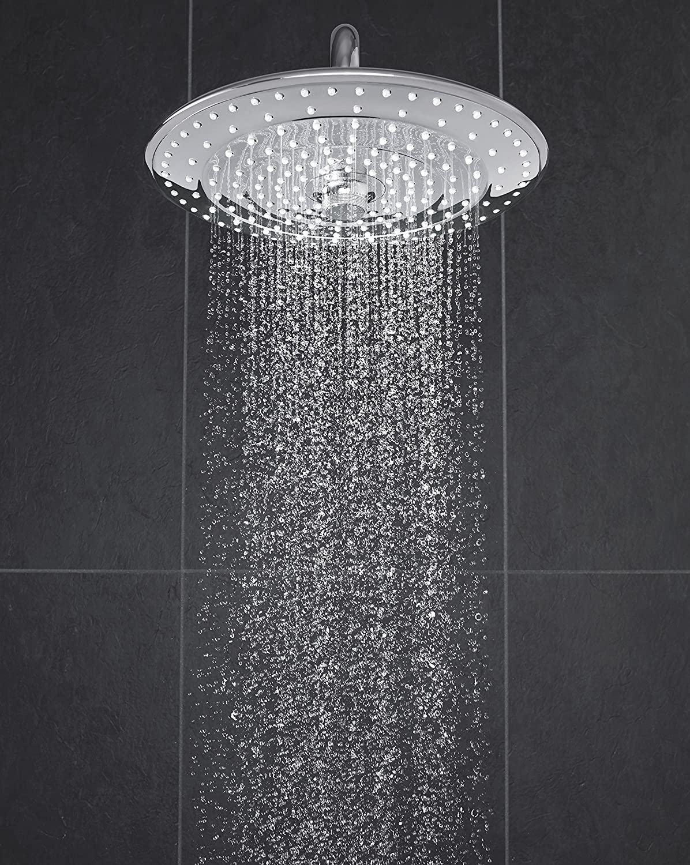 Chrome 3 Sprays Euphoria 260 Head Shower GROHE 26455000
