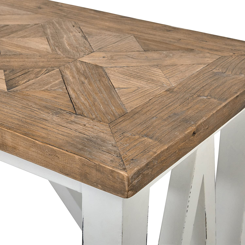 Rustic Farmhouse Coffee Table.