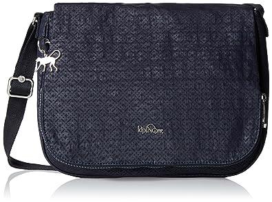 9233345d007b Kipling Womens Earthbeat M Cross-Body Bag Black (Basket Shimmer) 30x22.5x10