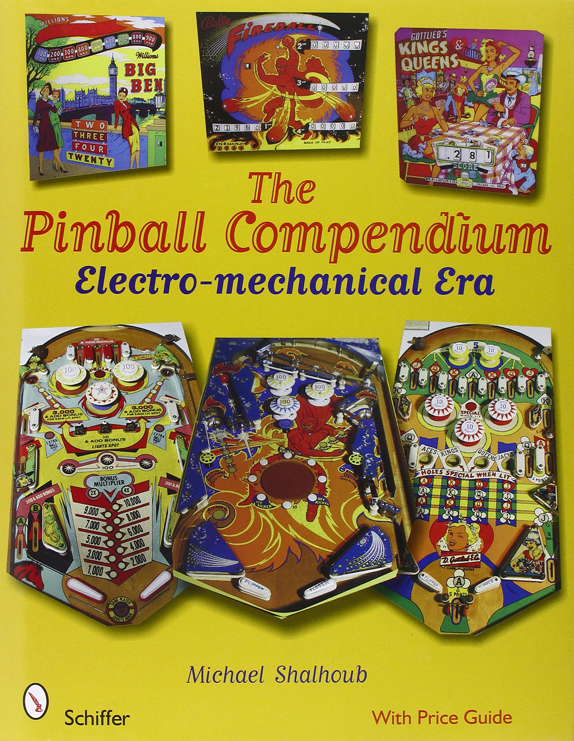Pinball Compendium: Electro-Mechanical Era