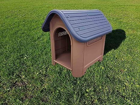 Casa/refugio/caseta para animales mascotas, pequeña/grande, para