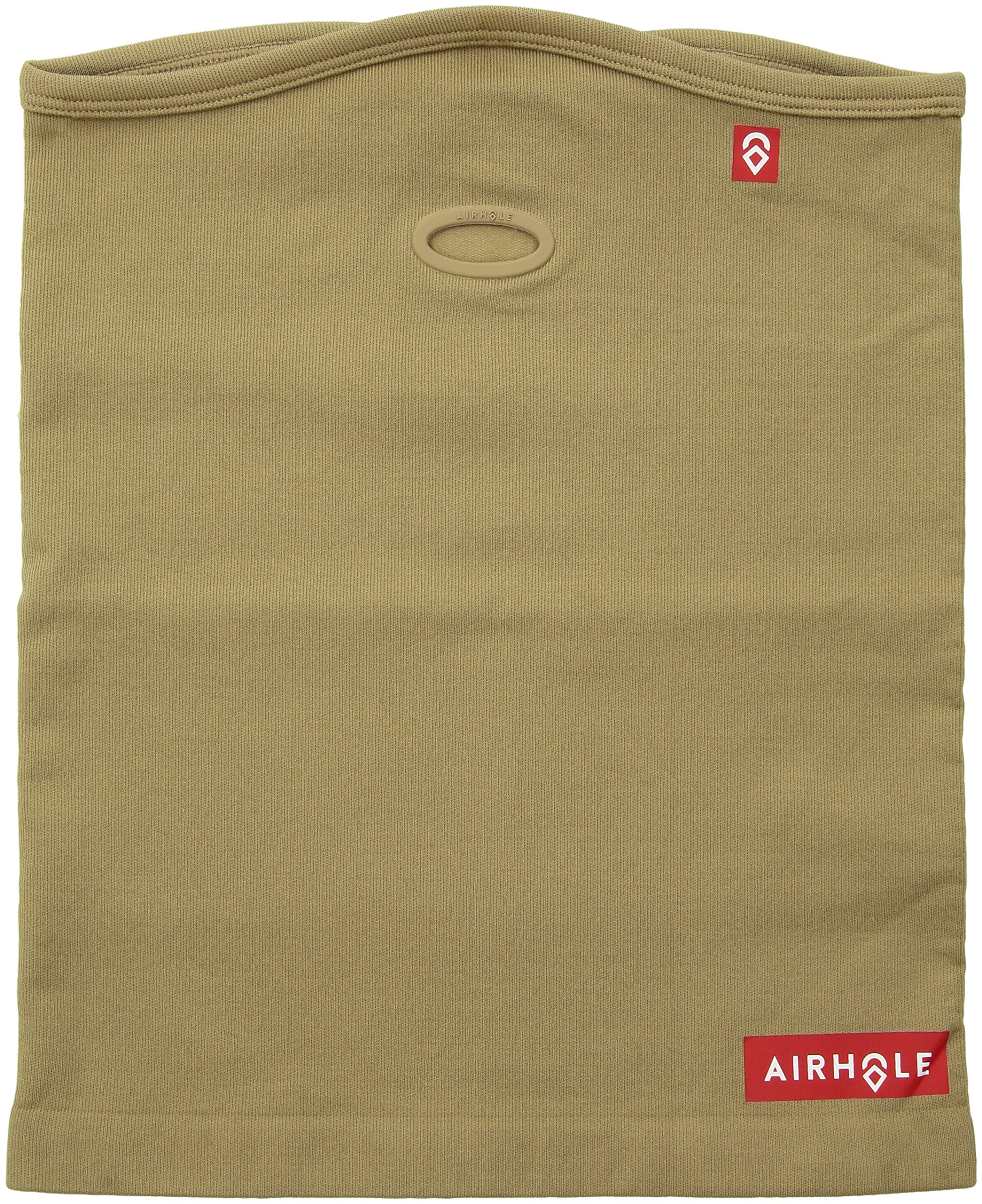 Airhole Airtube Ergo Featherlite Headwear, Tan, One Size